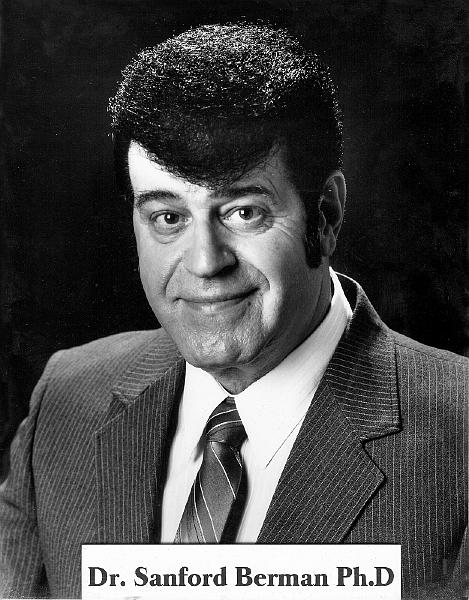 Dr. Sanford Berman Ph.D