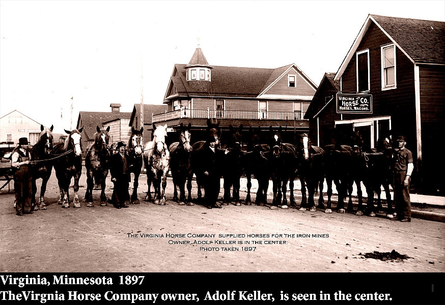 Virginia Horse Company 1897