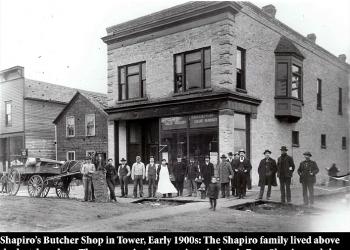 Max Shapiro Butcher Shop