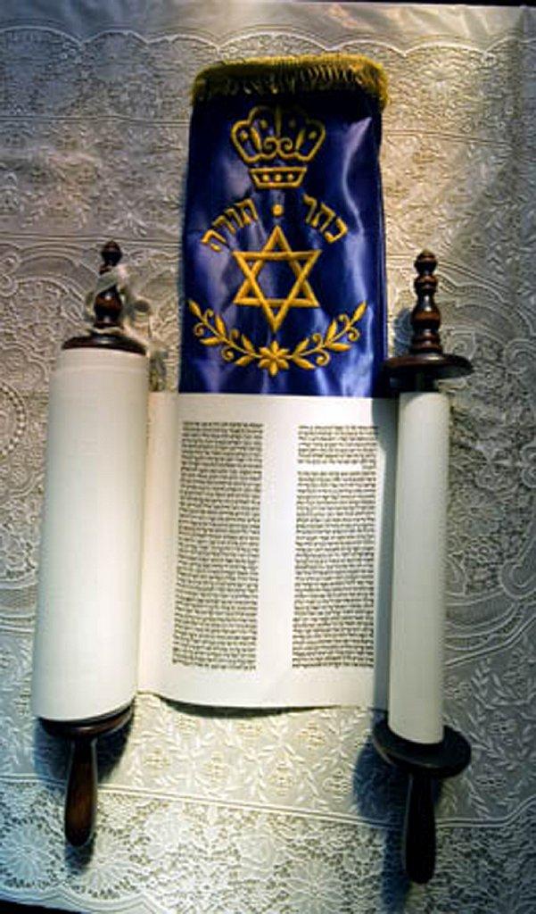 Miniature Torah Scroll copy
