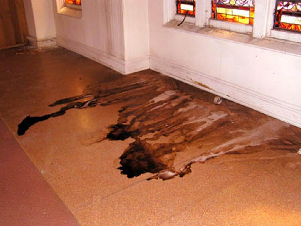 More water damage 2005