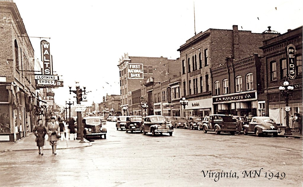 Virginia 1949