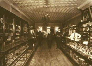 Milavetz store 1906