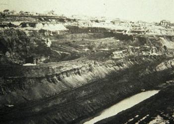 Mines 1910