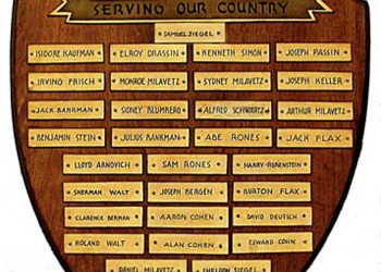 members serving our Country WWII