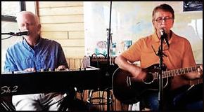 Alan Phillips and Brent Saari