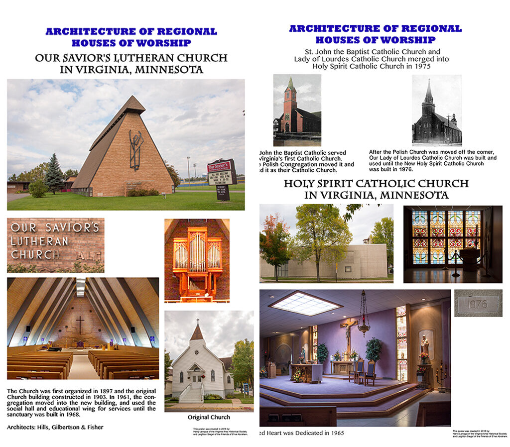 Historic Churches Iron Range Minnesota